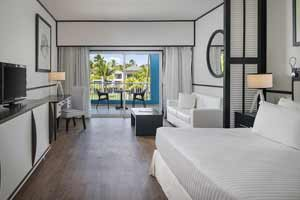 Junior Suite Pool View - Ocean Blue & Sand Golf & Beach Resort - All Inclusive Punta Cana